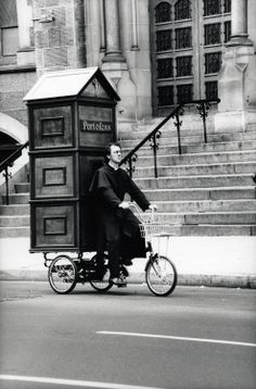 Portable confessional