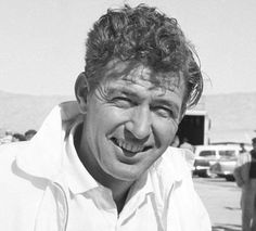 Carroll Shelby Palm Springs 1956