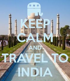 Planning my trip to India for 2015.