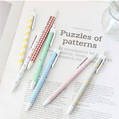 Rainbow Pattern Pen