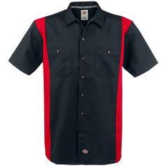 Two Tone Workshirt - Kortermet skjorte etter Dickies