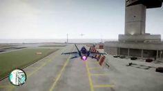 GTA 4 Jet V Style   Fighter Jet P 996 Lazer Mod