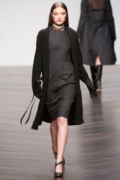 Daks Fall 2013 RTW Collection - Fashion on TheCut