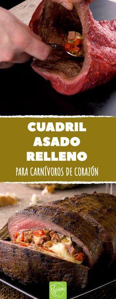 ¡ESTE es el plato con carne más grandioso del año! #riquisimo #receta #recetas #carne #asado #bbq #barbacoa #cuadril