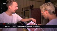 Ylvis - Magnus og Calle presenterer Folketeateret [English]