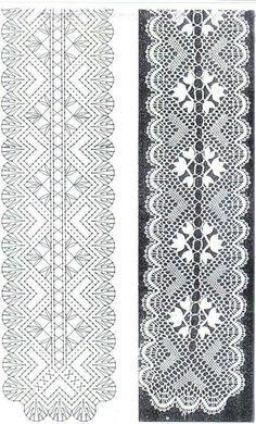 Hairpin Lace Crochet, Crochet Motif, Crochet Edgings, Crochet Shawl, Bobbin Lace Patterns, Bead Loom Patterns, Lace Earrings, Lace Jewelry, Bobbin Lacemaking