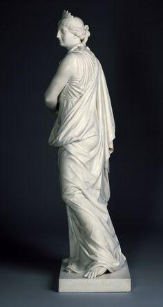 Juno -- Joseph Nollekens (English, 1737 - 1823) -- England; 1776 -- Marble -- 139.1 cm (54 3/4 in.)