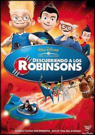 Descubriendo a los Robinsons (2007) EEUU. Stephen J. Anderson - DVD ANIM 129