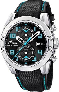 Mens Watches Lotus Lotus Khrono L15744/6: Watches: Amazon.com