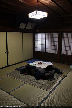Minshuku Hisamatsu, a century-old gassho zukuri in Shirakawa-go