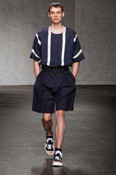 E. Tautz | Spring 2015 Menswear Collection