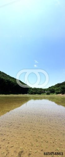 """Japanese rural scenery""Fotolia.com の ストック写真とロイヤリティフリーの画像 - Pic 85654863"