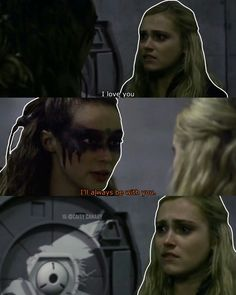 Are crack in lexa the melissa were