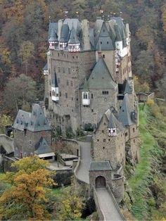 Castelo de Eltz - Alemanha.