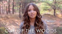Taylor Swift - Out Of The Woods - Official Music Video Cover by Ali Brus...