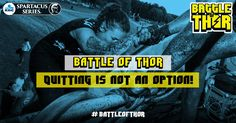De Battle of Thor. Prestaties van alle deelnemers vind je op My Battle of Thor!