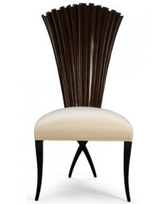 #ChristopherGuy #DiningChairs Cliche Chair