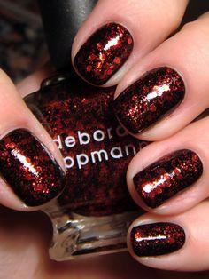 Deborah Lippmann - Ruby Red Slippers