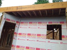 July 6, 2014 3rd Day of framing..upstairs started..stairs built..kitchen enclosed