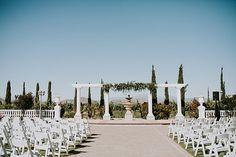 Glamorous Temecula Winery Wedding