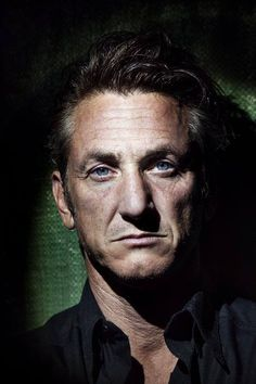 Sean Penn (Sean Justin Penn) - Leo - 17 August 1960 - Santa Monica, California, U. 7 Arts, Actor Studio, Hollywood, Celebrity Portraits, Magnum Photos, Interesting Faces, Best Actor, Famous Faces, Belle Photo