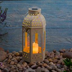 Solar Marrakesh Garden Lantern