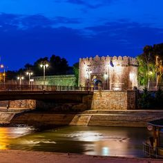 Niš Fortress is one of the best preserved and most beautiful medieval fortresses in Serbia. It is situated on the right bank of the Nišava River, in the very centre of the city of Niš. | Нишка тврђава је једна од најбоље очуваних и најлепших средњевековних тврђава у Србији. Налази се на десној обали реке Нишаве, у самом центру града Ниша. | Photo: @markodvetackev
