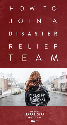 How can I help when there's a disaster. How to join a disaster relief team.The Art of Doing Stuff Emergency Response Team, No Response, Central Park Manhattan, Child Sponsorship, Landscape Photos, Landscape Photography, Honeymoon Places, Cairo Egypt, Natural Disasters
