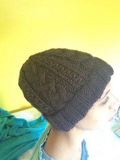 Hinterland Hat by Gabrielle Waitman - free