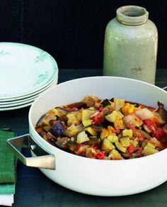 Pravé francouzské ratatouille , Foto: Vůně francouzské kuchyně