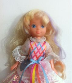 Lady Lovely Locks Vintage Doll 1986 collectible by VintageToyNerd, $24.95