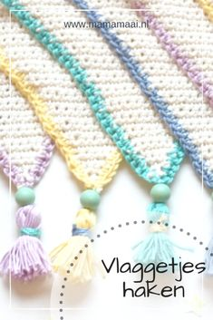 Paper Crafting, Tassel Necklace, Diy And Crafts, Knitting, Blog, How To Make, Gifts, Things To Sell, Buntings