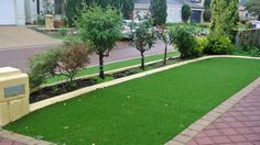 curb appeal, street appeal, Artificial Grass Perth, fake grass Perth, garden transformations, synthetic turf - Termico Ecoturf TermicoEcoTurf.com.au