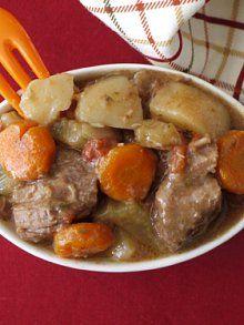 Easy Crock Pot Beef Stew | Weelicious