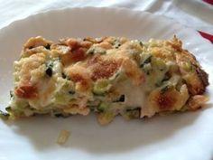 Lasagne con salmone affumicato e zucchine - Ricetta Petitchef