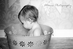 Savannah 1st Birthday - Family Photography