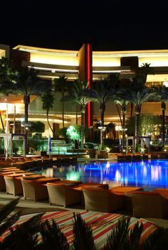 Red Rock Casino Pools Las Vegas - Summerlin