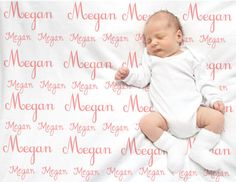 Personalized baby blanket, Receiving blanket, Custom baby blanket, Baby shower gift, Nursery decor by DJammarMaternity on Etsy Personalized Baby Blankets, Personalized Baby Gifts, Baby Boy Shower, Baby Shower Gifts, Trendy Baby Clothes, Baby Monogram, Everything Baby, Baby Crafts, Look Cool