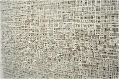 Paper Works / KatsumiHayakawa | Incredible tiny structures