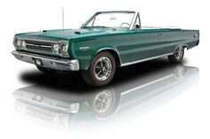 1967 Plymouth Belvedere GTX Convertible - surprisingly, I really love the color for this one...not to flashy but seeing that it is a convertible, its perfect for it because it is a settle color for a classy sophisticated car! ;) very nice!