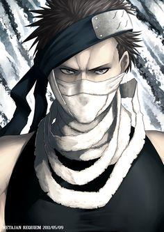 Zabuza Momochi from Naruto