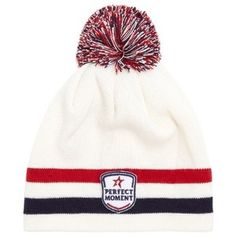 864cb28d52a Perfect Moment La Tour pompom-embellished wool-blend beanie hat