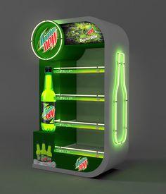 https://www.behance.net/gallery/36247877/Mountain-Dew-Bottle-Creative-Disply