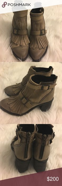 Weekend special priceBrand new Free people boots The price is going to be changed on Monday  Brand new cute boots . price firm  Free People Shoes Ankle Boots & Booties