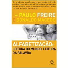 Neste livro, Paulo Freire utiliza-se de sua experiência pedagógica na Guiné-Bissau e catedrática de uma vida inteira, para dissecar o ato da leitura em todas as suas dimensões. Seu objetivo: desvelar e difundir pressupostos teóricos e subsídios contidos num dos seus principais projetos pedagógicos, pelo qual e no qual tem investido dedicação e empenho ao longo de toda sua vida e história - a alfabetização de jovens e adultos das camadas populares a quem foi negado o direito de…