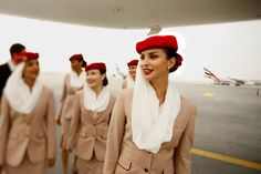 SURPRISE! YOUR FLIGHT ATTENDANTS ARE ALL STRANGERS