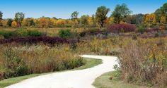 Illinois Prairie Path, Wheaton, Illinois