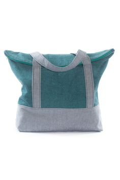 Indiesew.com | Senna Tote sewing pattern by LBG Studio for Willow