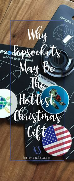 Why Popsockets May Be The Hottest Christmas Gift| Trendy & Functional  #kimschob #popsockets
