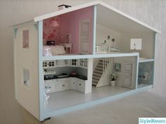 #Lundby dollhouse, renovated